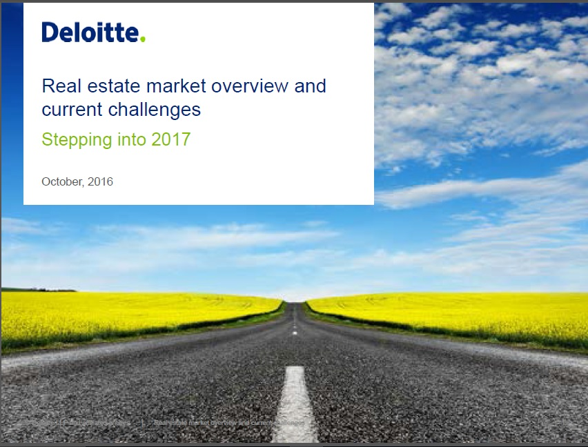 Economic Drivers of Real Estate in Vancouver – DELOITTE